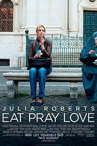 Eat Pray Love - Movie
