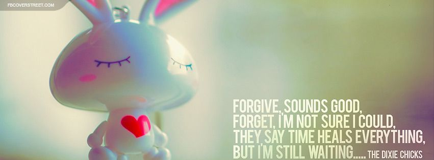 Forgive Forget - I'm Still Waiting