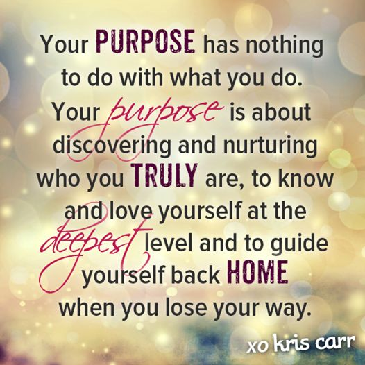 Purpose Home