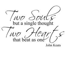 Souls Hearts - John Keats