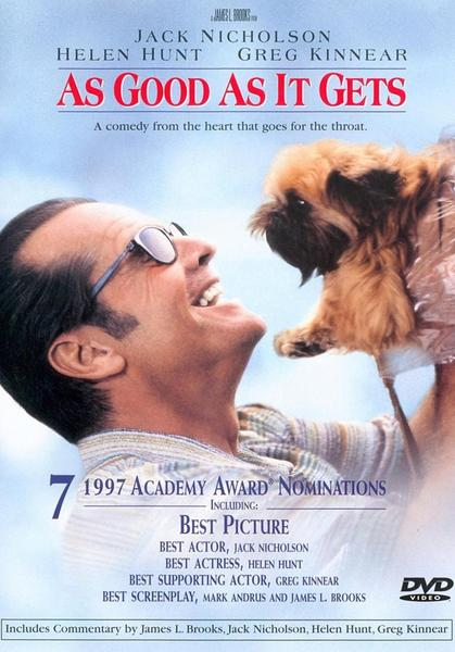 As Good As It Gets - MOVIE