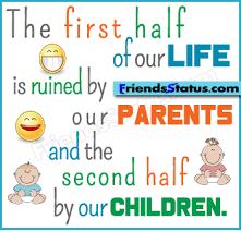 Parent Children Ruin