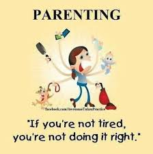 Tired Parent